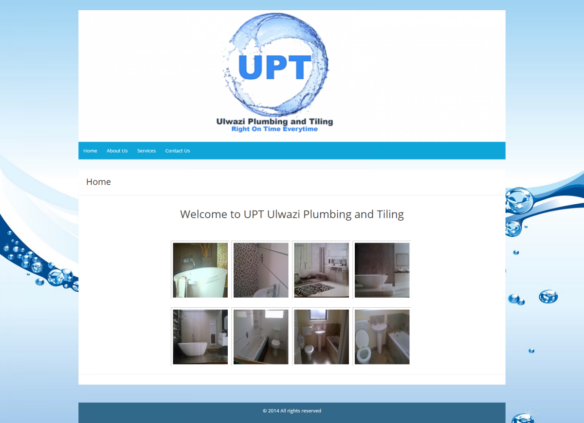 UPT Plumbing and Tiling